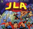 JLA: World War III