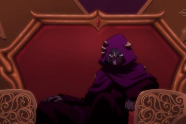 Yu-Gi-Oh  ZEXAL - Episode 094Yugioh Zexal Vector