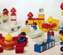 9150 DUPLO Furniture