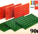 9060 Small DUPLO Building Plates