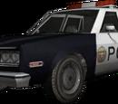 Dodge Diplomat Policía (Driv3r)