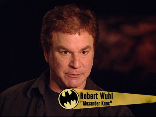 Robert Wuhl - Batman: The Motion Picture Anthology