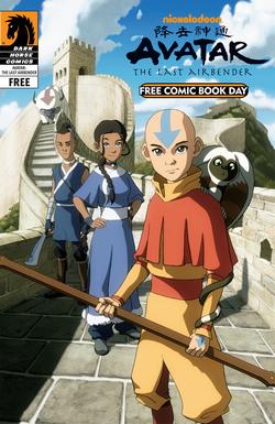 Lista De C Mics Avatar La Leyenda Aang