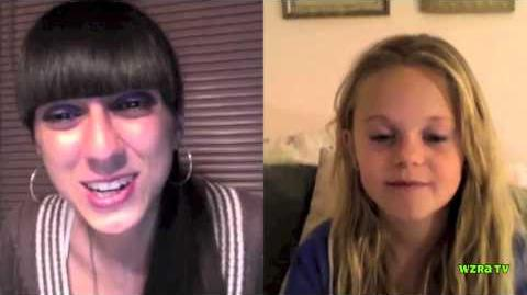 Isabella Cramp Interview with Wzra Tv