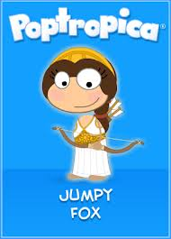 poptropica coloring pages - thalia grace camp mytholigy wiki