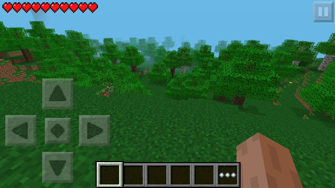 how to make grass grow faster in minecraft pe