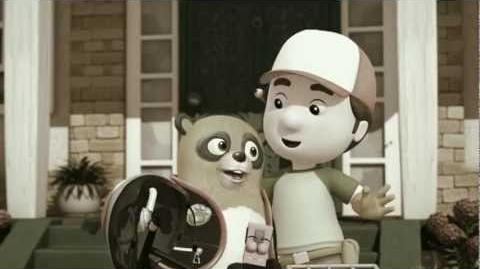 'Special Agent Oso' and 'Handy Manny' - Lend a Hand, Lend a Paw Music Video