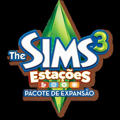 jogo gnomo de jardim : jogo gnomo de jardim:500px-Logo_The_Sims_3_Estações.png