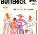 Butterick 3700 A