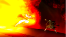 Dyst reflects Natsu's fire.png