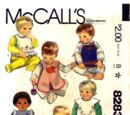 McCall's 8283 A