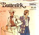 Butterick 3651 B