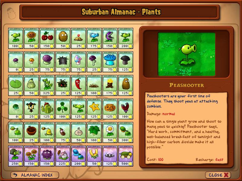 Plants plants vs zombies plants vs zombies wiki the for Jardin zen plantas vs zombies