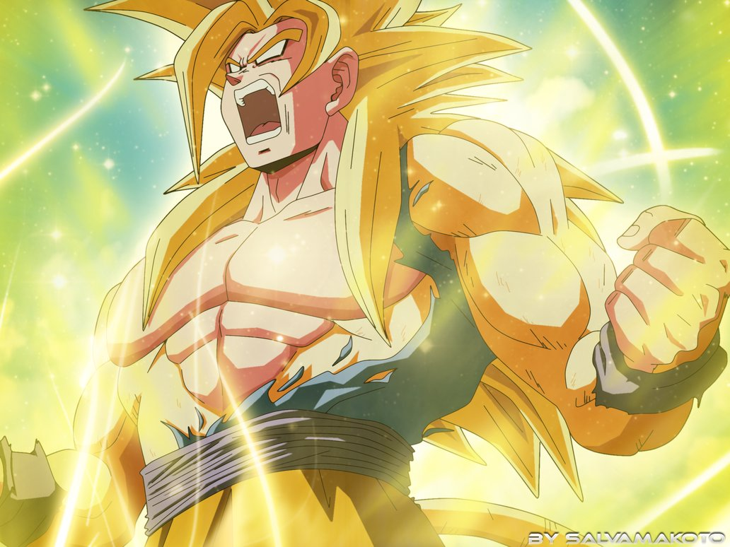 User blog supersaiyjan ultimatium thoughts on goku new - Goku 5 super saiyan ...