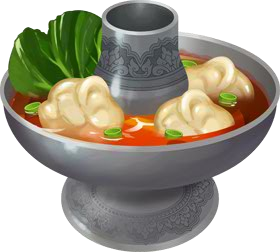 Recipe-Thai Wonton Soup