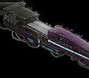 Saron Laser Cannon