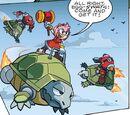 Turtloids (Pre-Super Genesis Wave)