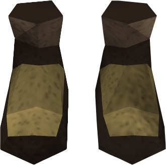 dromoleather boots the runescape wiki