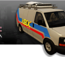 GMC Savana News Van (Driver: San Francisco)