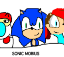 Sonic Mobius issues