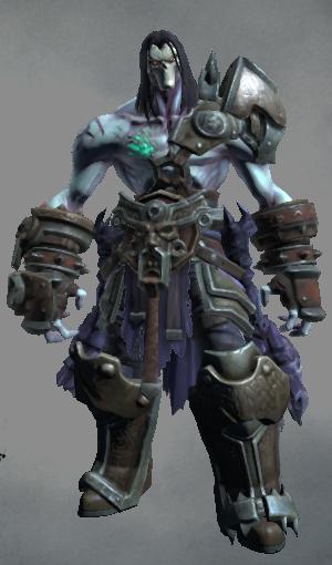 The Slayer Armor - Dar...