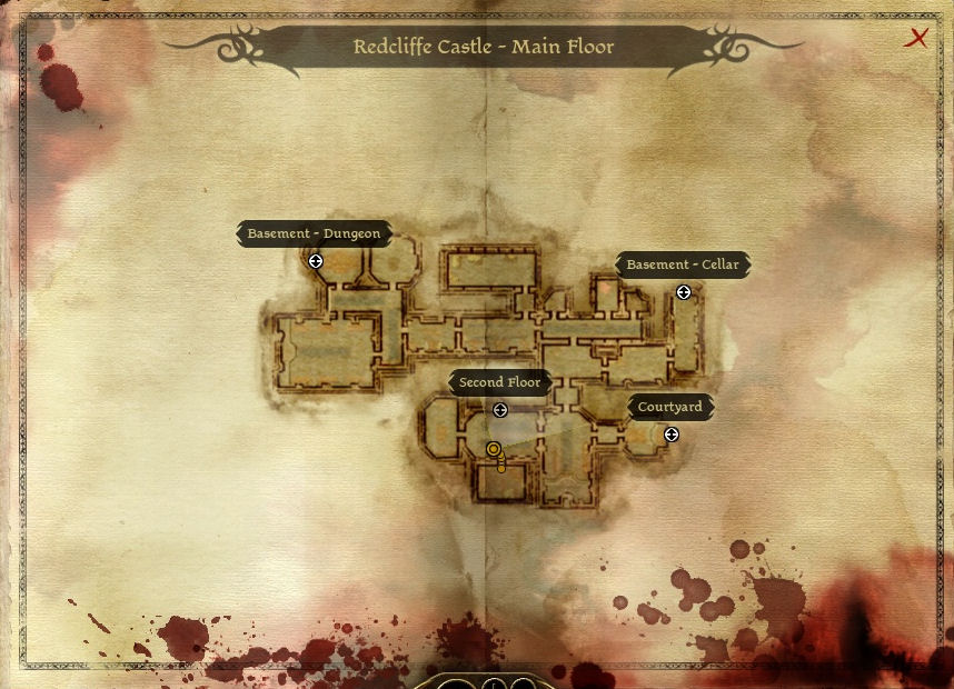 dragon age inquisition how to get to redcliffe castle
