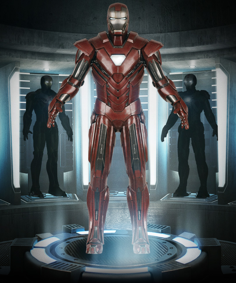 Mark Viii Iron Man Wiki Iron Man Armor Mark Xxxiii