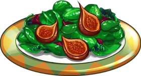Recipe-Roasted Fig Salad