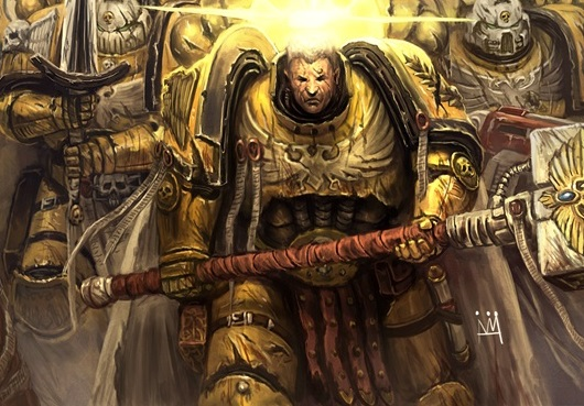 Image imperial warhammer 40k wiki space marines chaos planets and more - Imperial fists 40k ...