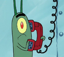 Spongebob:Sheldon J. Plankton