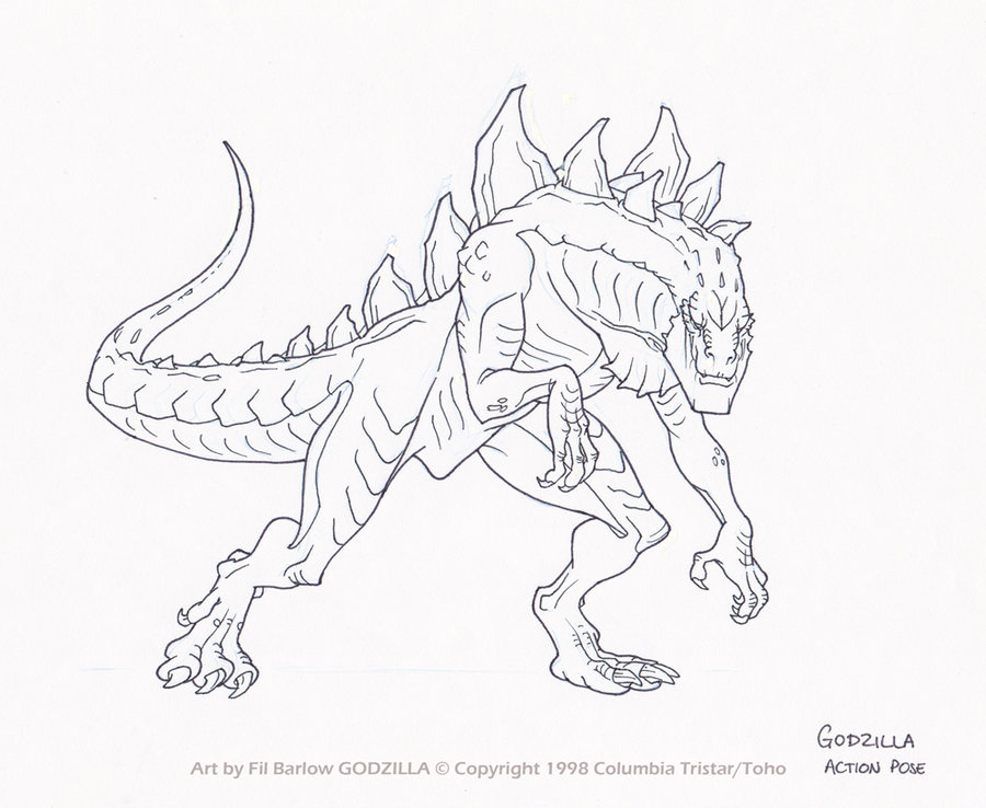 monster island coloring pages - photo#16