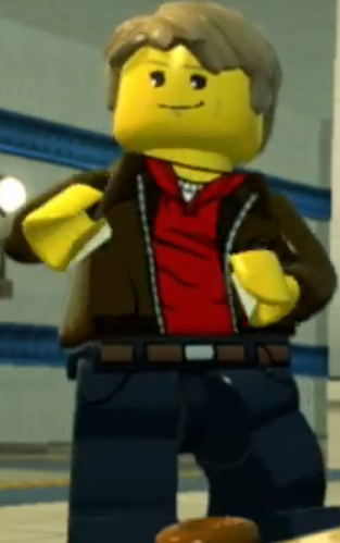 Chase CivilianLego City Undercover Chase Mccain Civilian