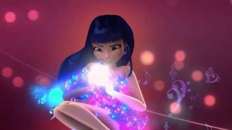 Winx Club Transformação Sirenix 3D! Oficial! (Inglês)