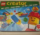 00745 Creator Board Game - The Game