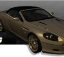 Aston Martin DB9 Volante (Driver: San Francisco)