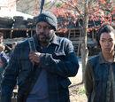 Tyreese y Sasha