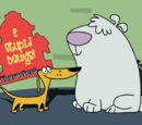 2 Stupid Dogs characters