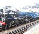 Sir Ralph Wedgewood II/A1 Steam Locomotive Trust