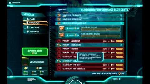 Planetside 2 Basic (land) vehicle tutorial