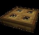 Transdimensional Trapdoor