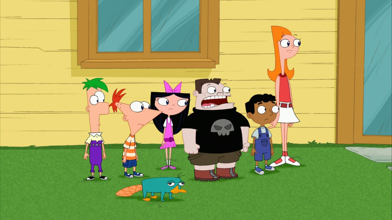 Angle Song Phineas And Ferb Interrupted Image160