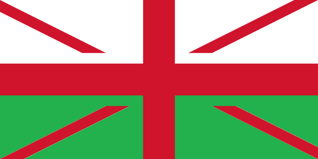Image - Flag of the United Kingdom of England, Wales and ...