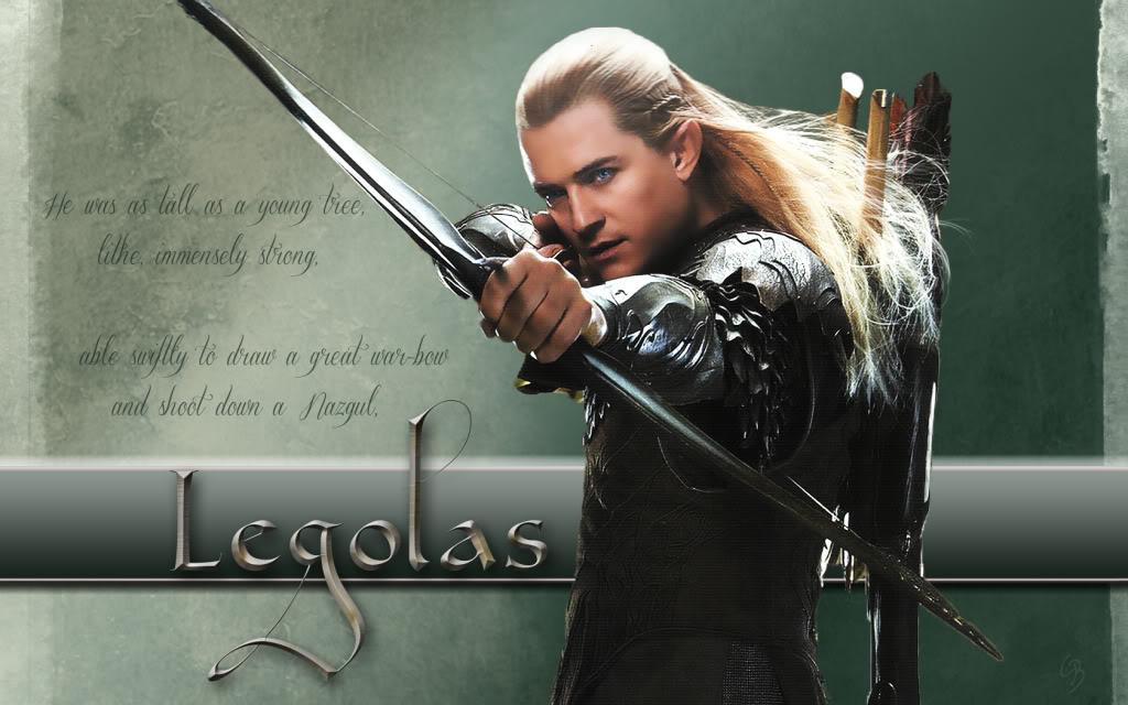 Legolas & Elven Army VS Selene & Vampire army