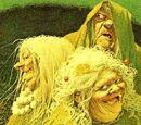 Orddu, Orwen, and Orgoch