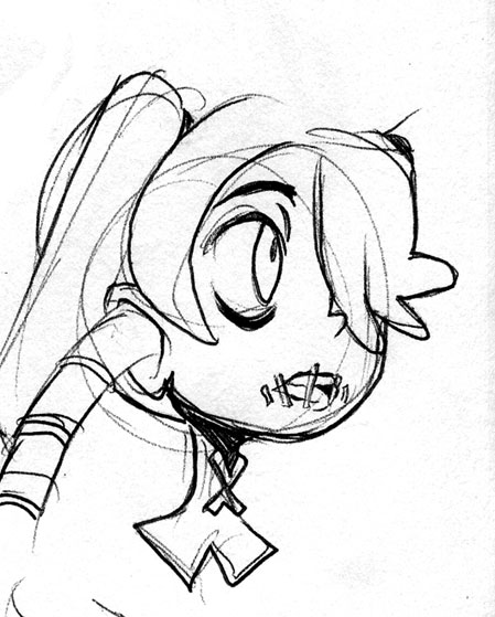 Skull girls characters coloring pages ~ Image - Squigly-drawing-5-skullgirls-32189852-449-559.jpg ...
