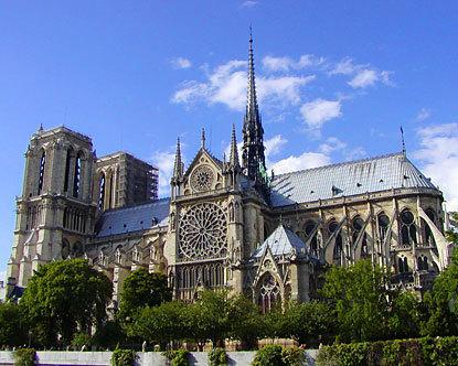 Image Cathédrale Notre Dame de Paris Image France-notre-dame