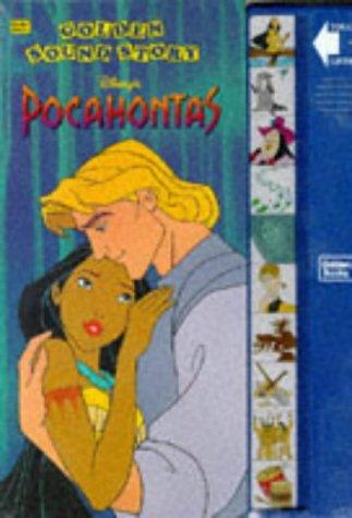 Pocahontas Golden Sight N Sound Book Disney Wiki Wikia