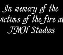 JMN Studios Fire