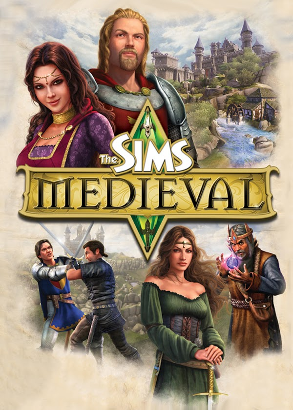 Game movies: the sims medieval: pirates and nobles trailer (hd.