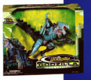 Godzilla: The Series - Cyber Godzilla (Mega monster with sound)